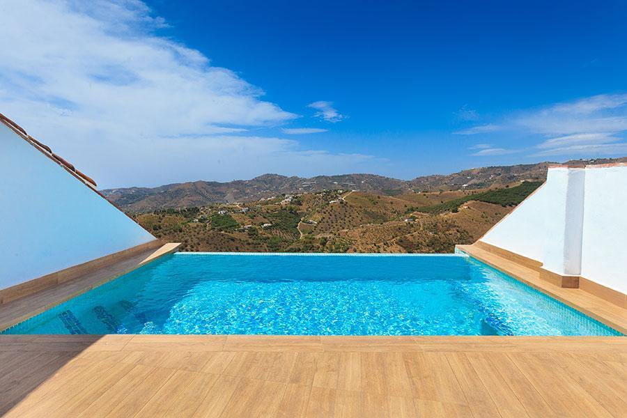 Piscina pool en Casa Torreón 109